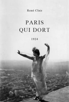 Paris qui dort gratis