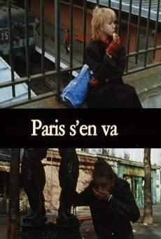 Paris s'en va gratis
