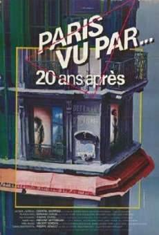 Paris vu par... vingt ans après online