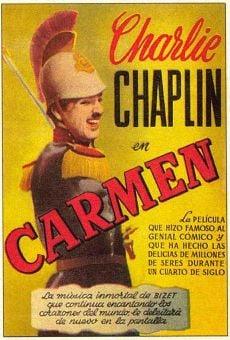 Ver película Parodia de Carmen