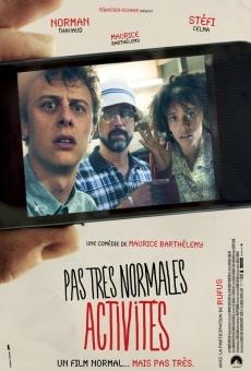 Ver película Pas très normales activités