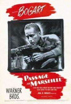 Passage to Marseille gratis