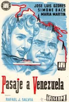 Pasaje a Venezuela gratis
