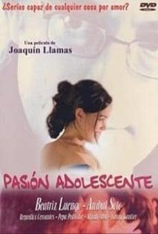 Ver película Pasión adolescente