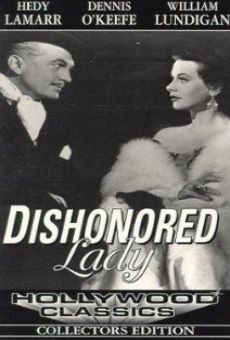 Dishonored Lady on-line gratuito