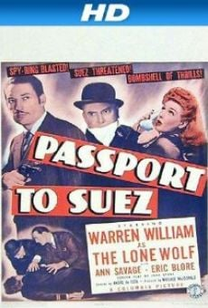 Película: Passport to Suez