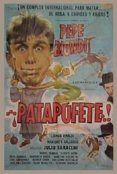 Ver película Patapúfete