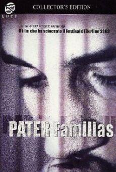 Ver película Pater familias