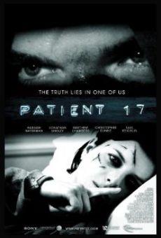 Ver película Patient 17
