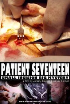 Ver película Patient Seventeen