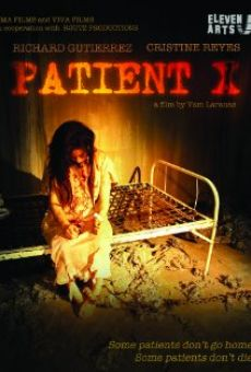 Patient X online