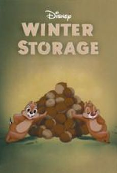 Walt Disney's Donald Duck: Winter Storage on-line gratuito