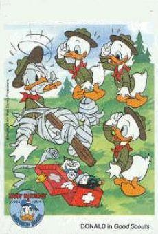 Donald Duck: Good Scouts online