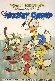 Ver película Pato Donald: Campeón de Hockey