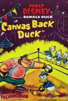 Ver película Pato Donald: Canvas Back Duck