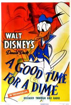 Walt Disney's Donald Duck: A Good Time for a Dime