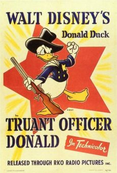 Donald Duck: Truant Officer Donald online
