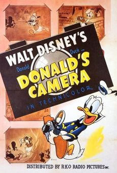 Donald Duck: Donald's Camera on-line gratuito