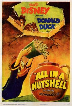 Walt Disney's Donald Duck: All in a Nutshell on-line gratuito