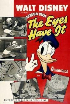 Walt Disney's Donald Duck: The Eyes Have It