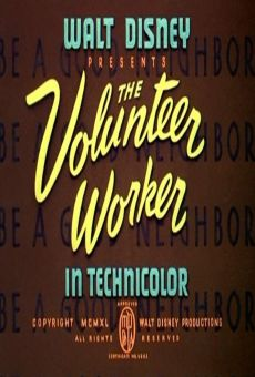 The Volunteer Worker online streaming