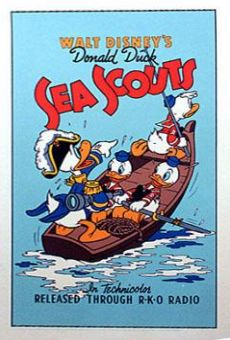 Donald Duck: Sea Scouts on-line gratuito