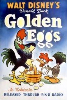 Pato Donald: Huevos de oro online