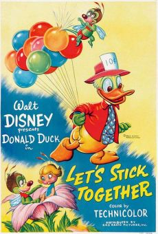Walt Disney's Donald Duck: Let's Stick Together on-line gratuito