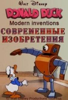 Walt Disney's Donald Duck: Modern Inventions online streaming