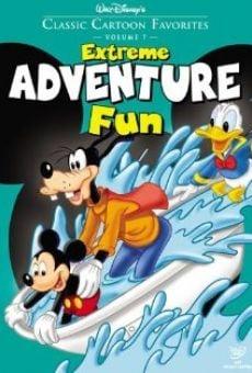 Ver película Pato Donald: La bocina de la caravana