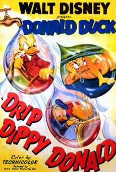 Walt Disney's Donald Duck: Drip Dippy Donald on-line gratuito