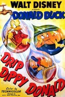 Ver película Pato Donald: La gota de agua