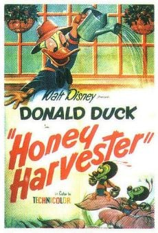 Walt Disney's Donald Duck: Honey Harvester on-line gratuito