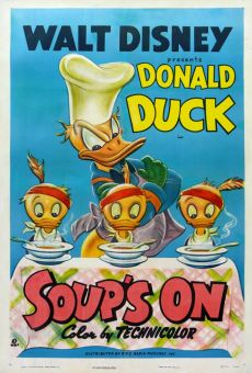 Walt Disney's Donald Duck: Soup's On