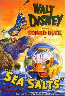 Ver película Pato Donald: Lobos de mar