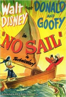 Donald Duck: No Sail
