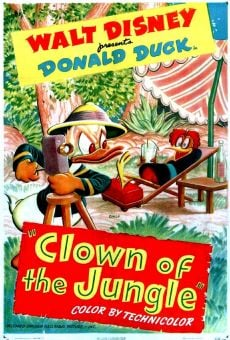 Walt Disney's Donald Duck: Clown of the Jungle online streaming