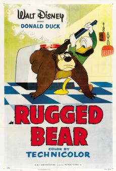 Donald Duck: Rugged Bear on-line gratuito