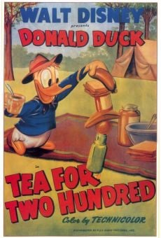 Donald Duck: Tea for Two Hundred online streaming