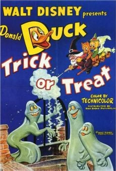 Walt Disney's Donald Duck: Trick or Treat online