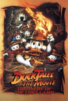 DuckTales: The Movie - Treasure of the Lost Lamp on-line gratuito