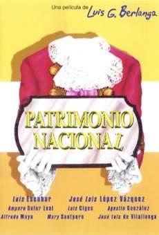 Ver película Patrimonio nacional