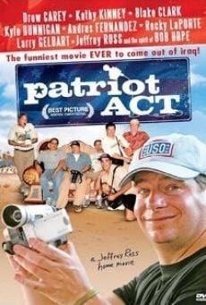 Patriot Act: A Jeffrey Ross Home Movie gratis