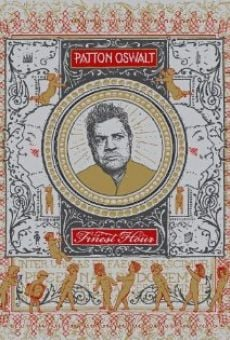 Película: Patton Oswalt: Finest Hour