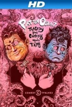 Ver película Patton Oswalt: Tragedy Plus Comedy Equals Time