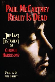 Ver película Paul McCartney Really Is Dead: The Last Testament of George Harrison
