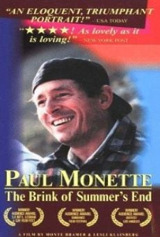 Paul Monette: The Brink of Summer's End online