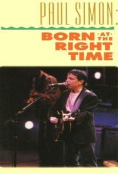 Ver película Paul Simon: Born at the Right Time