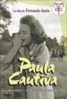 Ver película Paula cautiva