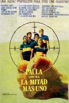 Ver película Paula contra la mitad más uno